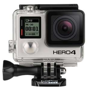 Caméra sportive GoPro Hero 4 - Black Edition