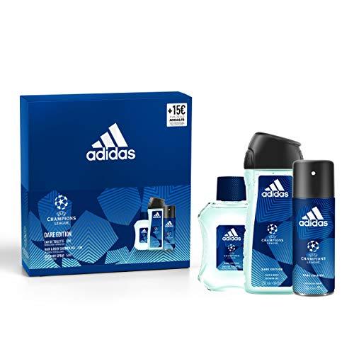 Coffret Adidas UEFA6 Dare Edition + Bon d'achat de 15€ dès 60€ à dépenser sur le site Adidas.fr