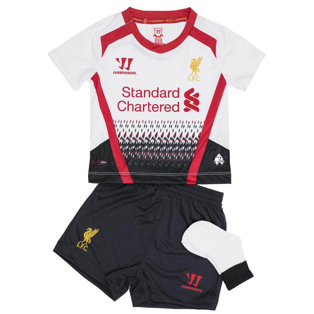 Ensemble de foot extérieur FC Liverpool pour bébé (Livraison comprise)
