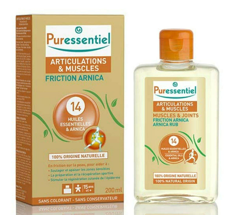 Huile Essentielle Laboratoire Puressentiel pour Articulations et Muscles - 200ml