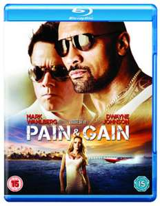 Bluray : No Pain No Gain