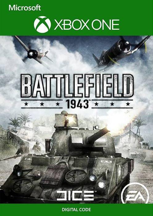 Jeu Battlefield 1943 sur Xbox One (Dématérialisé)