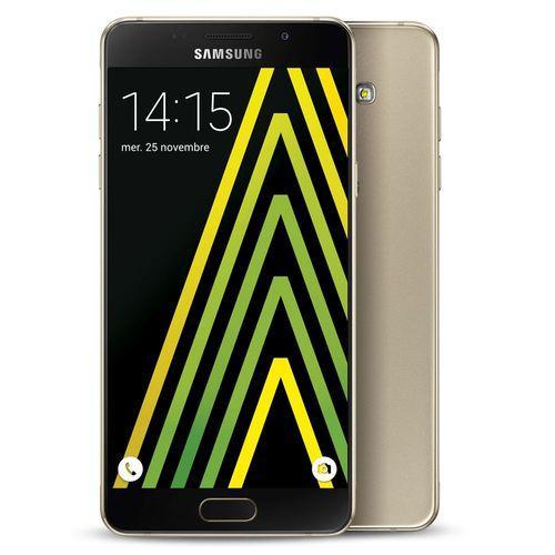 """Smartphone 5.2"""" Samsung Galaxy A5 2016 - Or/Noir/Blanc (ODR de 50€)"""