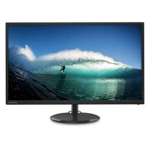"Écran PC 31.5"" Lenovo D32q-20 - QHD, LED IPS, 75 Hz, 4 ms, FreeSync"