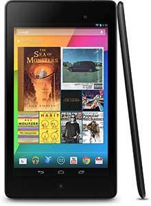 "Tablette 7"" Google Nexus 7 - Dalle IPS, RAM 2 Go, SSD 16 Go"