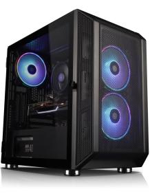Tour PC Fixe Raptor 3.0 - Ryzen 5 3600X, GeForce GTX 1660 Super, 16 Go RAM (3000 Mhz), 1 To SSD