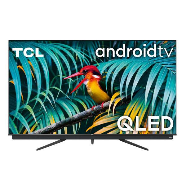 """TV QLED 55"""" TCL 55C815 - 4K, HDR, Android TV, Barre de son Onkyo (Via ODR 80€)"""