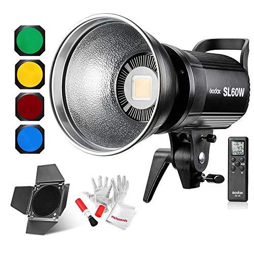 Torche LED pour studio Godox SL60W (Vendeur tiers)