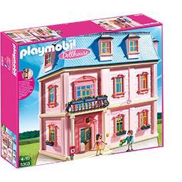 Jouet Playmobil Dollhouse - Maison traditionnelle (Via 40€ sur la carte)