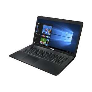 "PC Portable 17.3"" Asus F751LAV-TY538T Polyvalence - Intel Core i3-4005U 1.7 GHz, RAM 4 Go, HDD 1 To"