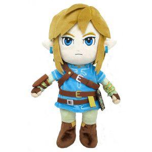 30% de réduction sur les peluches Nintendo - Ex : Link (21 cm)