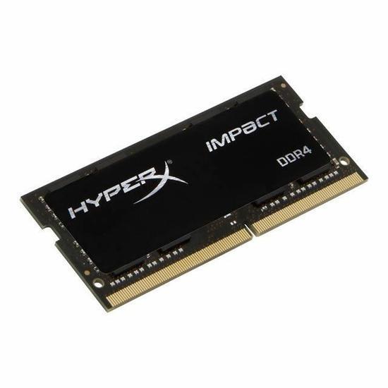 Mémoire Kingston HyperX Fury - 8 Go (2133 MHz, CL 13, DDR4, SO-DIMM)