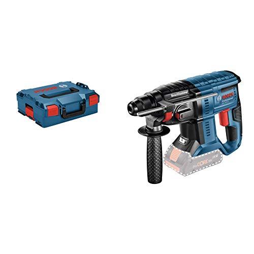 Perforateur Bosch Professionnal GBH 18V-20 - Version Solo (Sans Batterie, ni Chargeur) + L-boxx
