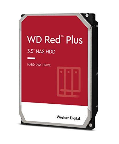 Disque Dur Interne Western Digital WD Red Plus NAS - 8To (Frais de Livraison & d'importation inclus)