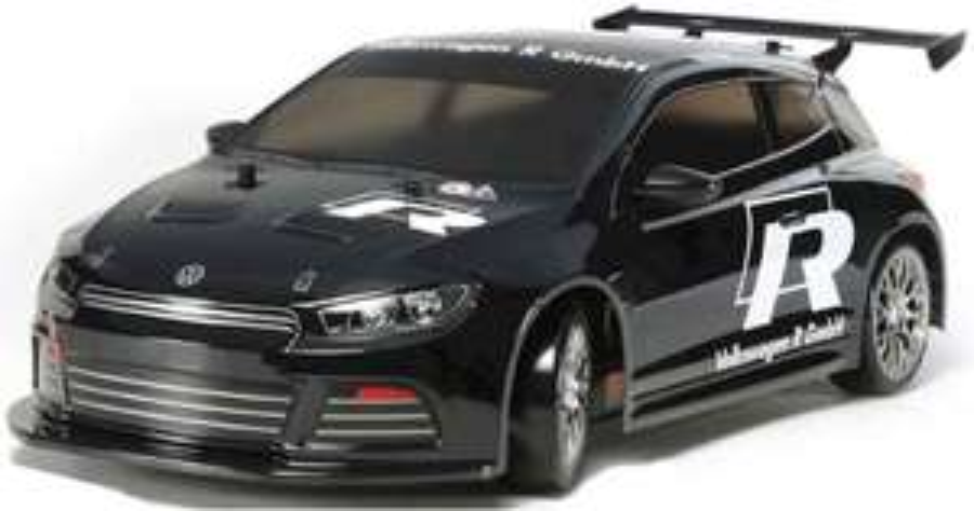 Sélection de voitures radiocommandés en promotion - Ex: Voiture Radiocommandée Tamiya VW Scirocco GT24 R-Line - 1/10 EP (lindinger.at)