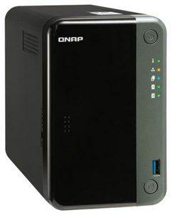 Serveur de stockage NAS QNAP TS-253D-4G (computeruniverse.net)