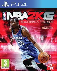 NBA 2K15 sur PS4