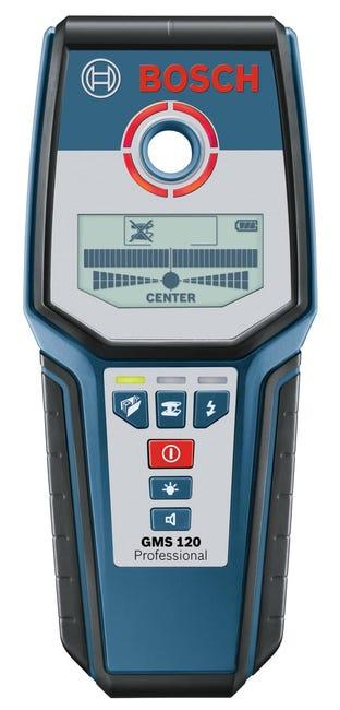 Détecteur de matériaux Bosch Professional GMS 120