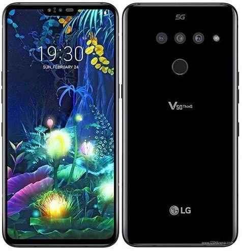 "Smartphone LG V50 ThinQ, Écran OLED 6.4"", 6 Go RAM, 128 Go (Via coupon vendeur)"