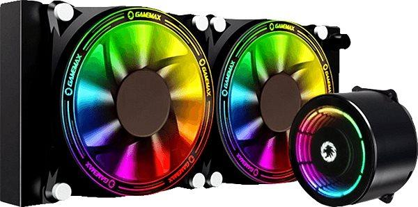 Watercooling RGB GameMax IceChill 240