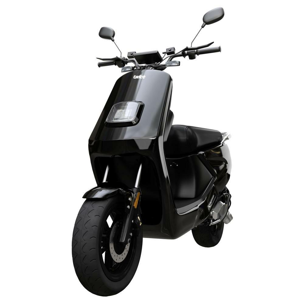Scooter électrique Twild Sport - Noir (wee-bot.com)
