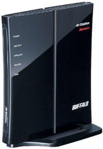 Buffalo WHR-G300NV2-EU AirStation Routeur sans fil 4 ports 300Mbps