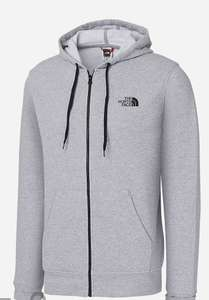 Veste polaire homme THE NORTH FACE Berard Fz Hoody - Gris