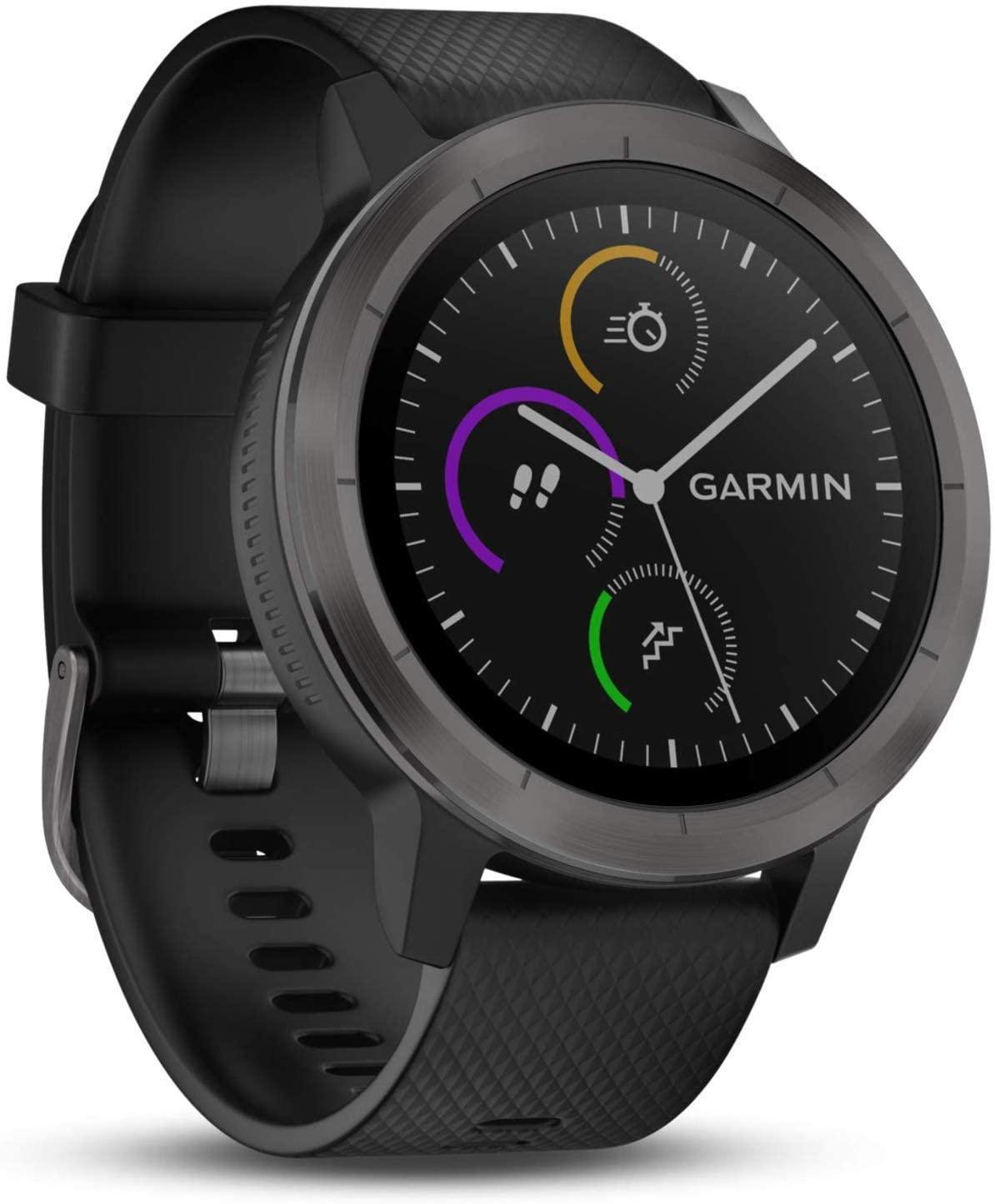 Montre connectée Garmin vivoactive 3