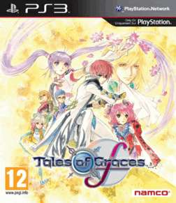 Tales of Graces F Special Edition