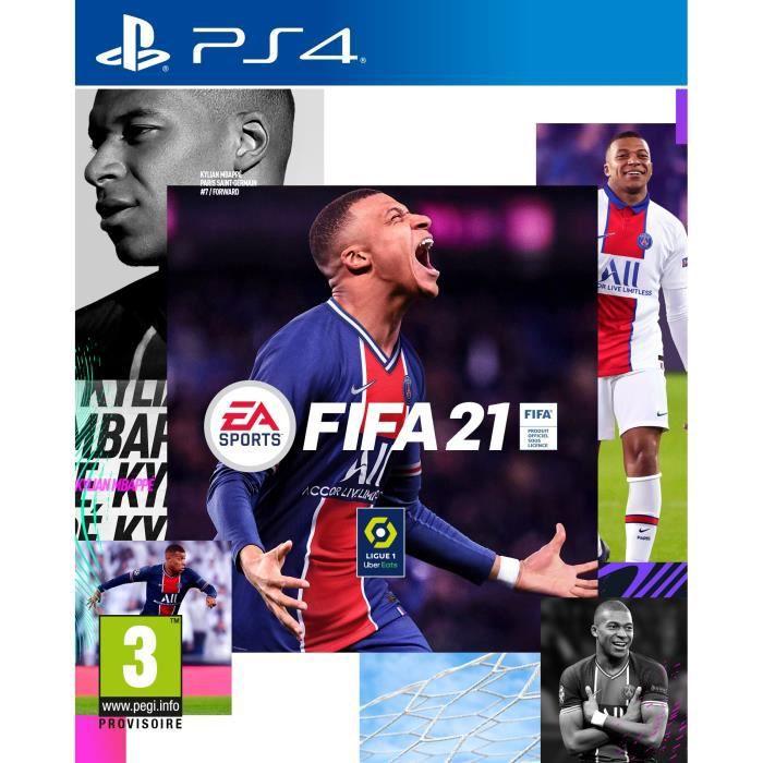 FIFA 21 sur PS4 et PS5