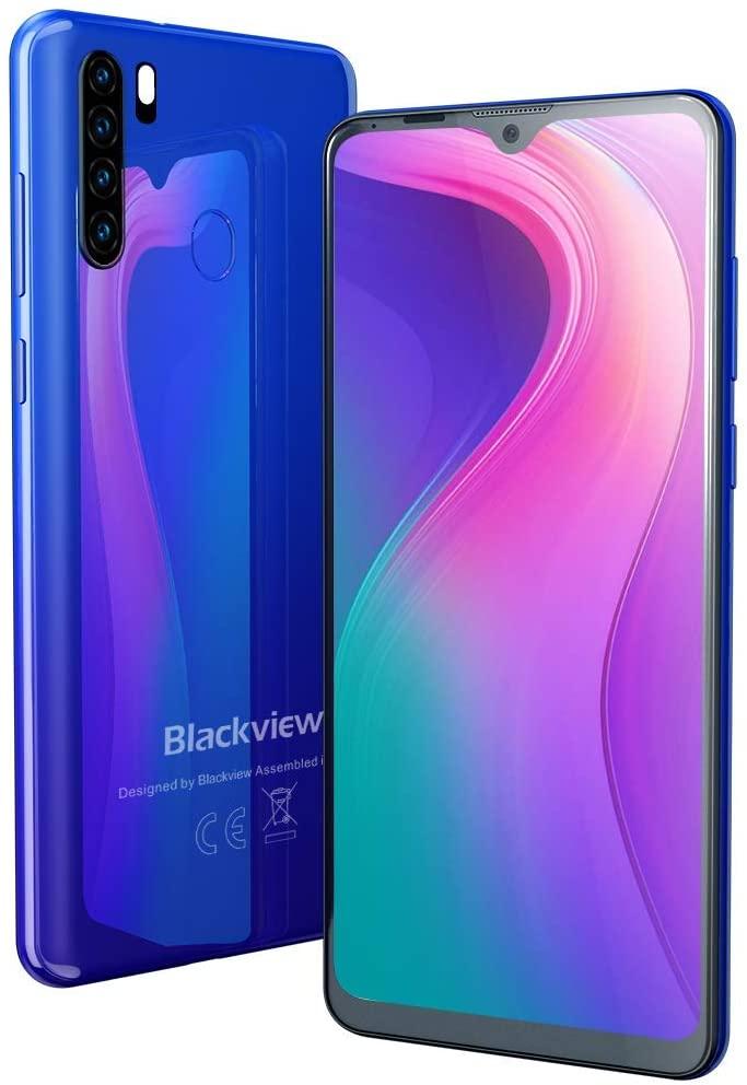 "Smartphone 6.49"" Blackview A80 Pro - 64Go, 4Go de Ram (Vendeur Tiers)"