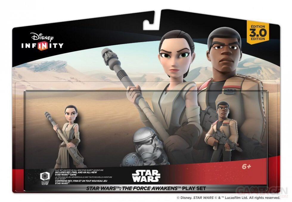 Pack Aventure Disney Infinity 3.0 Le Réveil de la Force