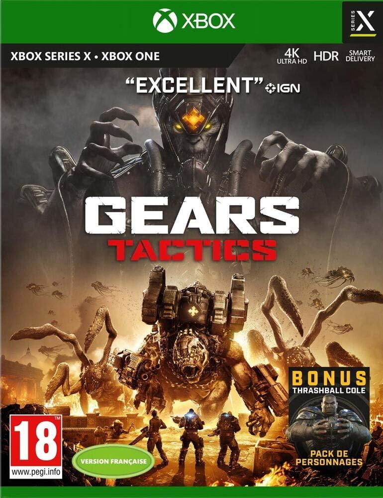 Jeu Gears Tactics sur Xbox One