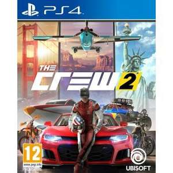 The Crew 2 sur PS4 ou Xbox One