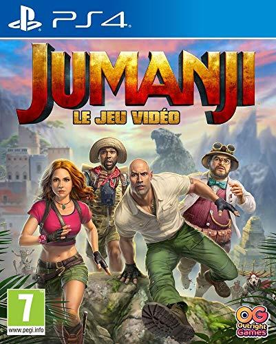 Jumanji : Le Jeu Vidéo sur PS4