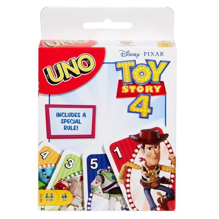 Uno - Édition spéciale Toy Story 4