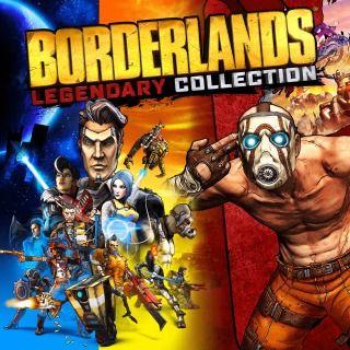 Borderlands Legendary Collection sur PS4 (Dématérialisé)