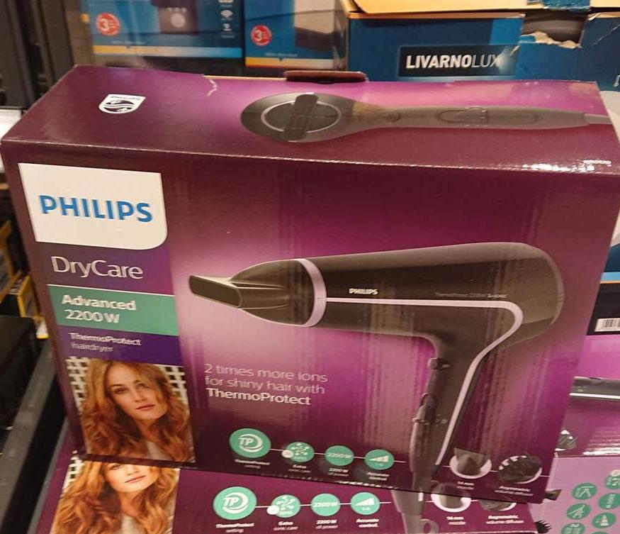 Sélection d'articles en promotion - Ex : Sèche cheveux Philips Drycare Advanced (2200W) - Firminy (42)