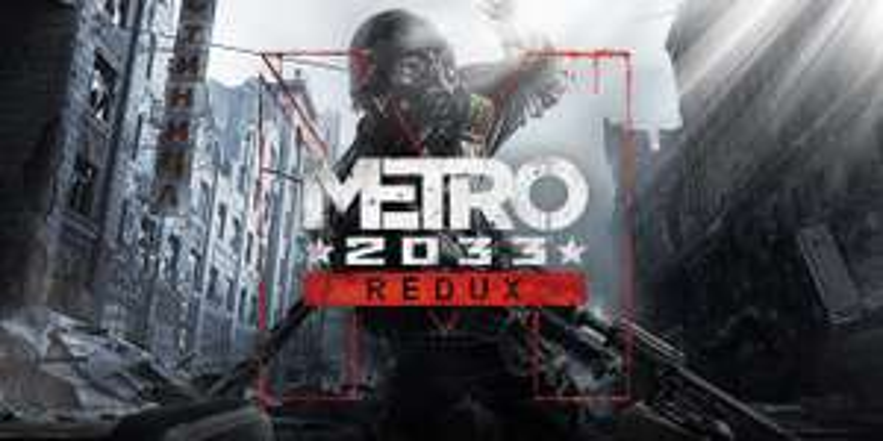 Metro 2033 Redux sur Switch (Dématérialisé - eShop Russie)