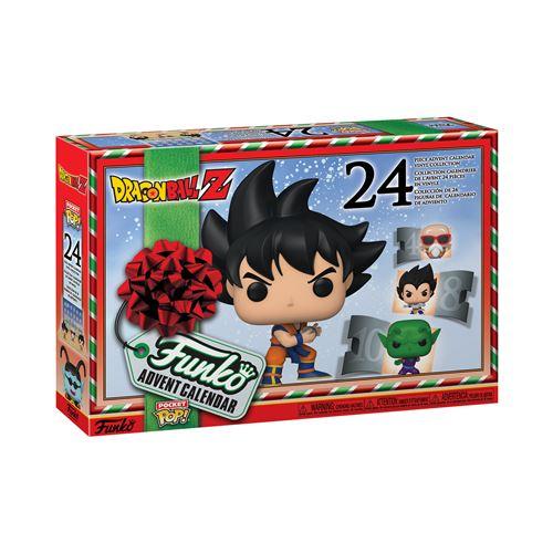 Calendrier de L'Avent Funko Pocket Pop! Dragon Ball Z