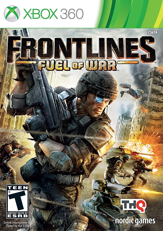 [Gold] Frontlines: Fuel of War Offert sur Xbox One & Series X/S (Dématérialisé)