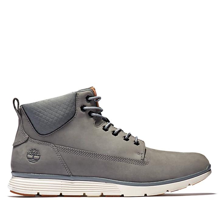 Chaussures Timberland Chukka Killington pour Hommes - Gris, Tailles 40 à 46