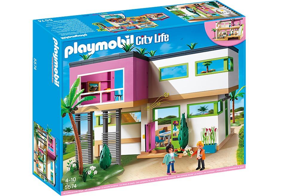 Jouet Playmobil Maison moderne 5574