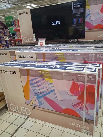 "TV 58"" Samsung 58Q60T (4K UHD,QLED, HDR10+) - Aubagne (13)"