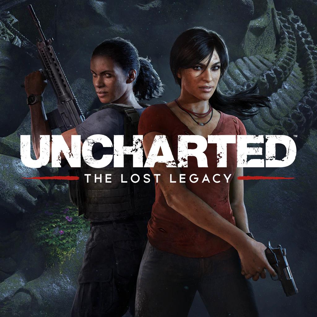 Uncharted: the Lost Legacy sur PS4 (Dématérialisé)