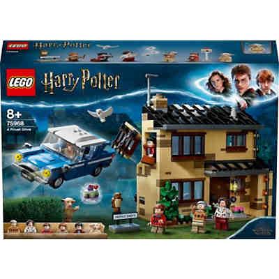 Jouet Lego Harry Potter La Maison Dursley 75968