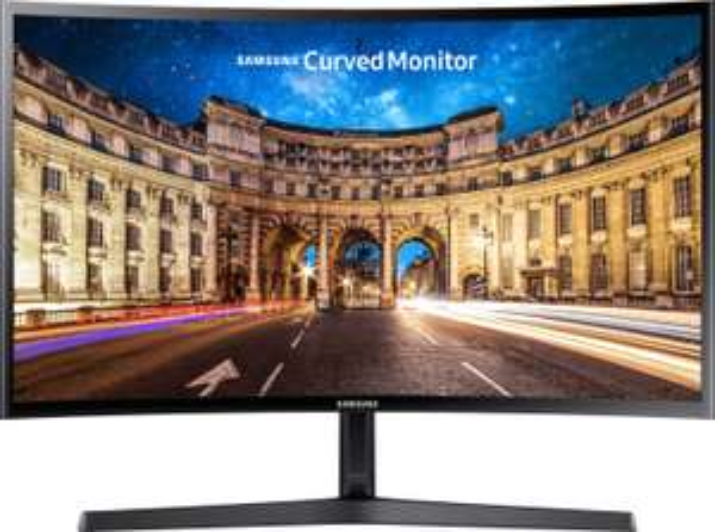 "Écran PC incurvé 27"" Samsung C27F396FHU - full HD, LED VA, 75 Hz, 4 ms (via ODR de 15€)"