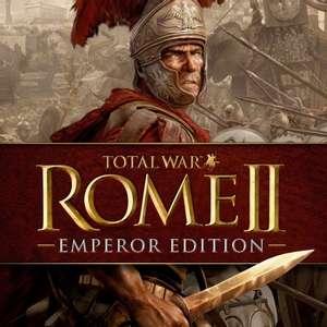 Total War Rome II Emperor Edition sur PC (Dématérialisé - Steam)