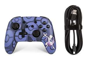 Manette Filaire Nintendo Switch - Mewtwo