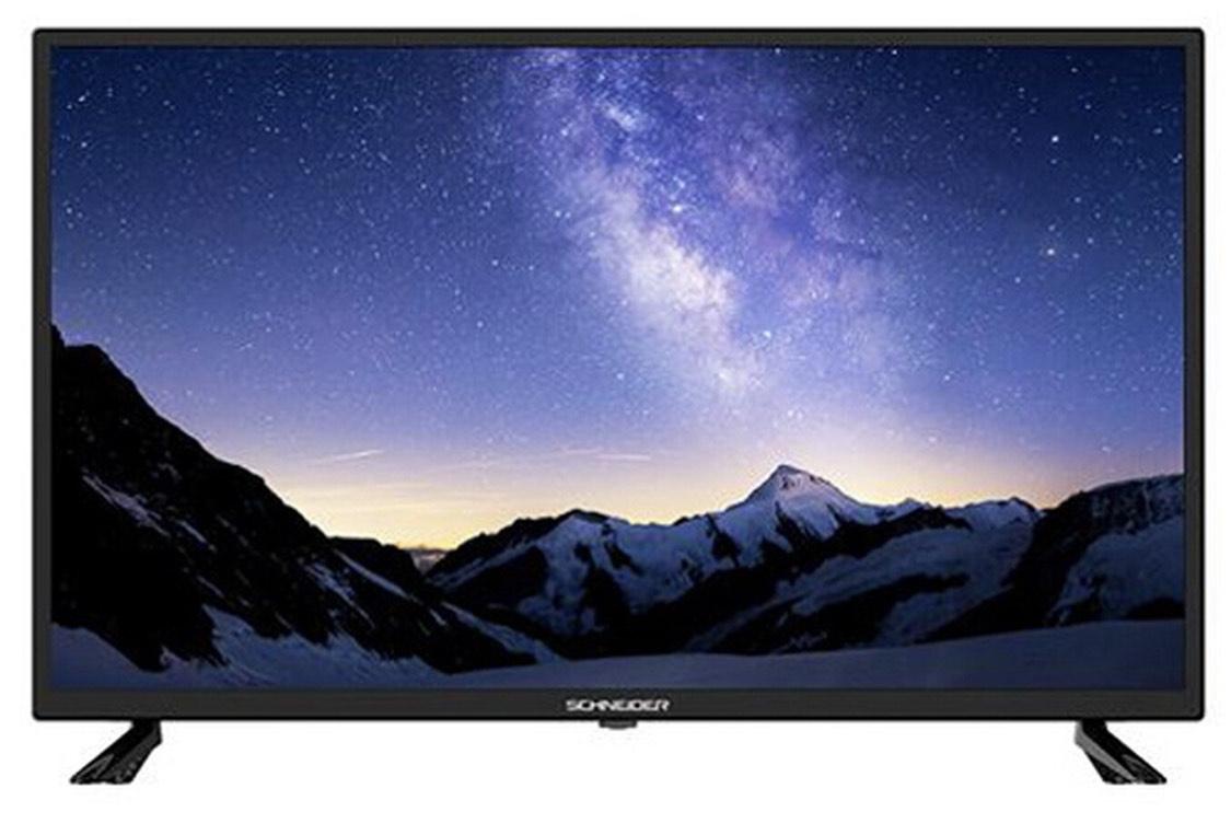 """TV 32"""" HD Schneider LED32-SC410K - HD (Via 10€ sur la carte fidélité)"""